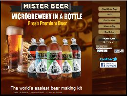 MB BottleBrew Web Site