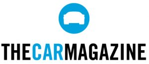 The official logo of TheCarMagazine
